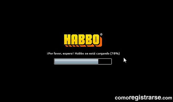 Cómo registrarme en Habbo